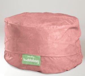 Buddabag Maxi Cover - Micro Suede Candy Buddabag Mini Cover - Micro Suede Candy Hot Pink