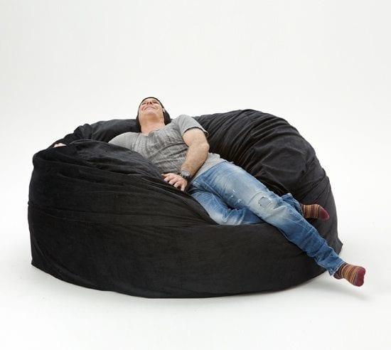 Maxi Buddabag - Suede Black Features