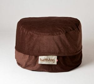 Midi Buddabag - Cord Brown Features