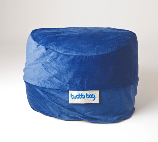 Midi Buddabag - Cord Blue Features
