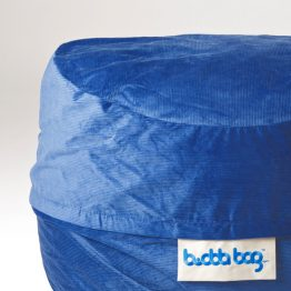 Midi Buddabag - Cord Blue Close Up