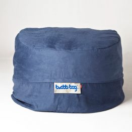 Midi Buddabag - Suede Blue Features