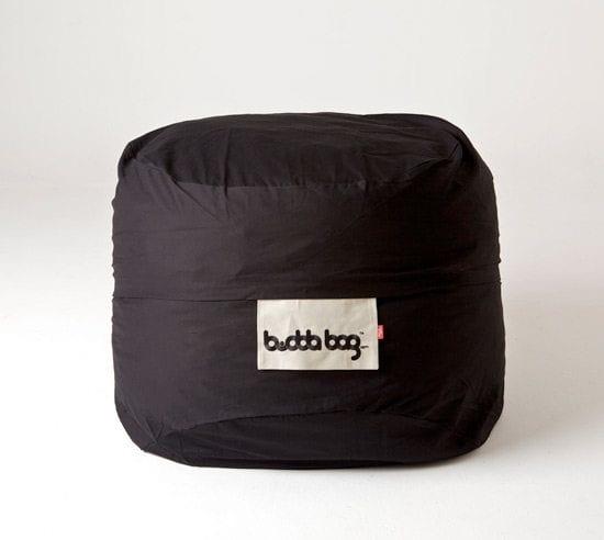 Mini Buddabag - Canvas Black Features