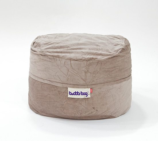 Mini Buddabag - Cord Beige