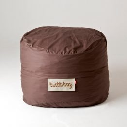 Mini Buddabag - Cord Brown Features
