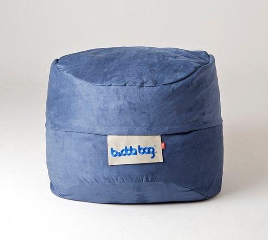 Mini Buddabag - Suede Blue Features