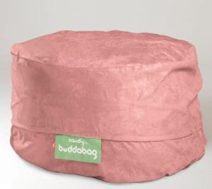 Buddabag Mini Cover - Micro Suede Candy Buddabag Mini Cover - Micro Suede Candy Hot Pink