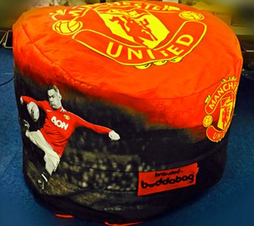 Branded Buddabag - Manchester United