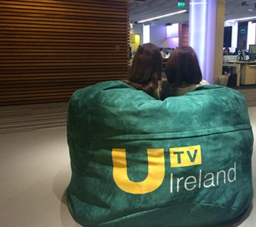 Branded Buddabag - UTV